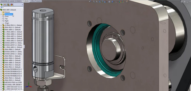 Clean Up Your Thread Display in SOLIDWORKS