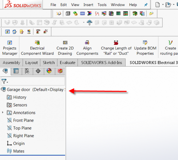 Renaming Assemblies: SOLIDWORKS Electrical Tech Tip