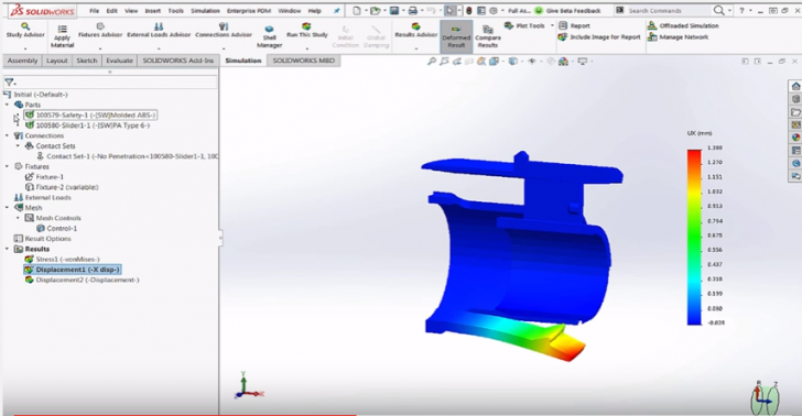 What's New 2017: Display Simulation Results