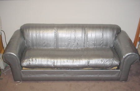 Ordinaire SW Logo Duct Tape Couch ...