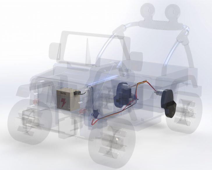 Ride-on Electric Unicorn Car- Part 2