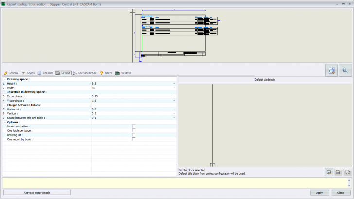 SOLIDWORKS Electrical: Customizing Simple Reports – Part 1