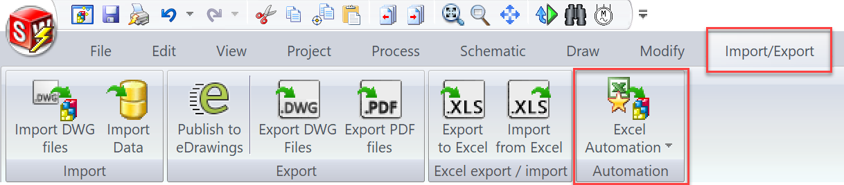 Solidworks Electrical - The Journey To Excel Automation Part 1