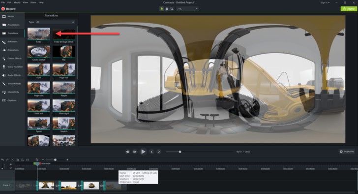 Sharing Your 360-VR Experience from SOLIDWORKS Visualize Professional