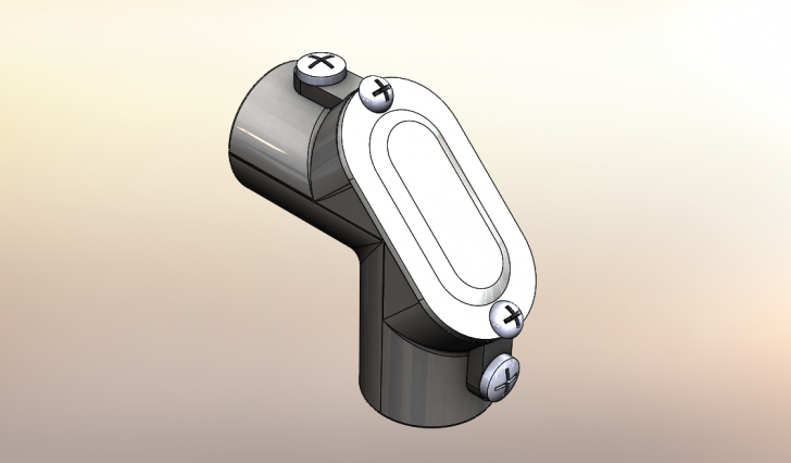 SOLIDWORKS Part Reviewer: Conduit Elbow Assembly
