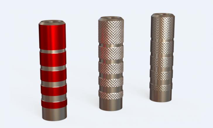 SOLIDWORKS 2019 Favorite Feature – 3D Texture