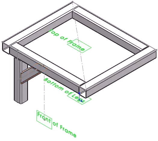 SOLIDWORKS Tech Tip: Intro to Weldments