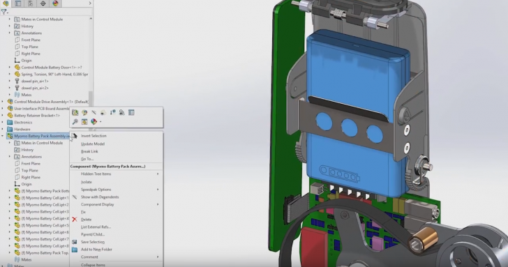SOLIDWORKS 3D Interconnect: Seamless Collaboration Between CAD Platforms