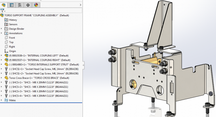 What's New in SOLIDWORKS 2017 – Costing