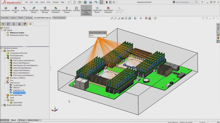 SOLIDWORKS Flow Simulation: Two Time Saving Tips for Project Setup