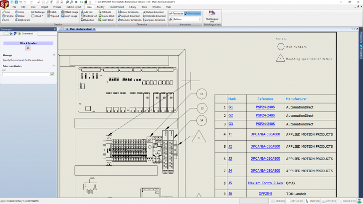 What's New in SOLIDWORKS Electrical Schematic 2020