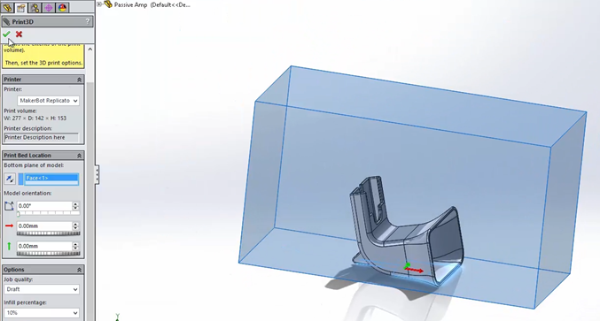What's New in SOLIDWORKS 2015 – 3D Printing Support