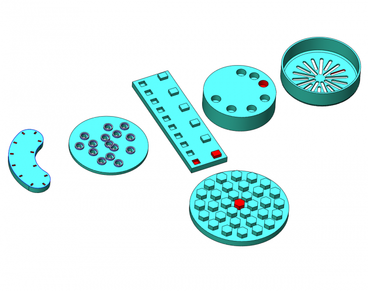 SOLIDWORKS Part Reviewer: Fun with Part Patterns