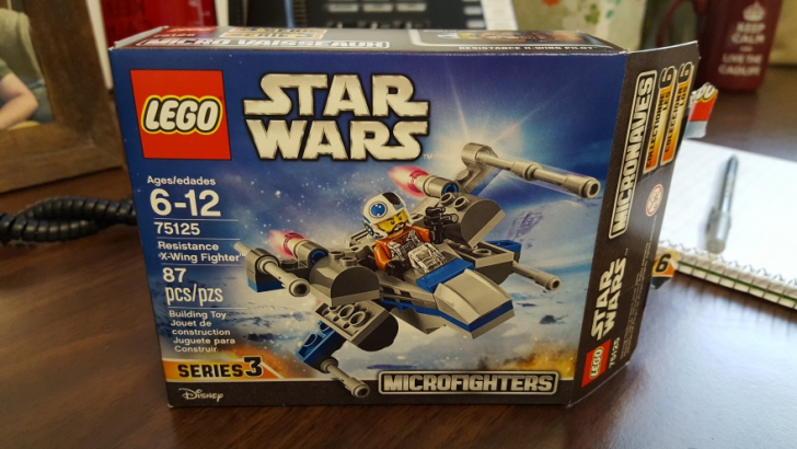 May the Legos Be With You