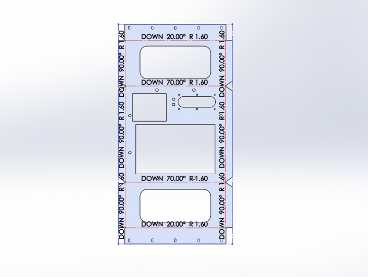 SOLIDWORKS MBD 2019: Security, Sheet Metal Support, and Copy Scheme