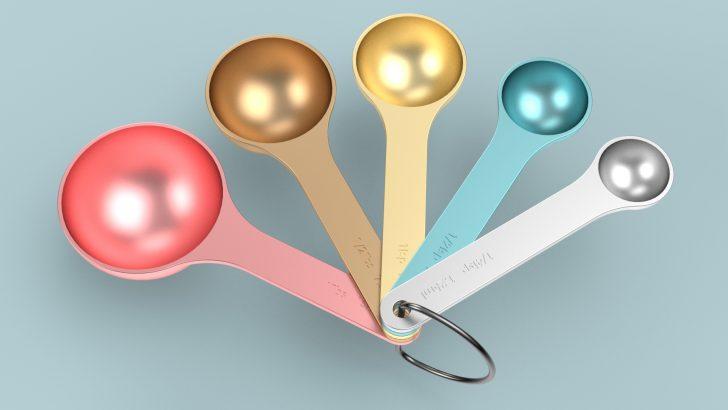 Measuring Spoons – Tutorial