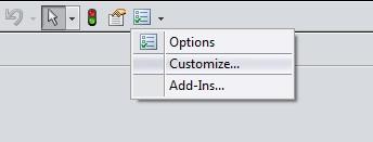 Customize Selection