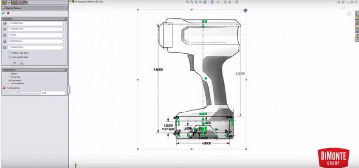 Surface & Splines   Modeling Layout