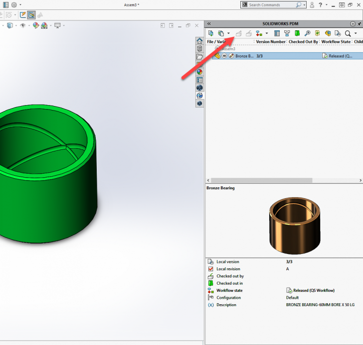SOLIDWORKS Tech Tip – Adding your Design Library to a PDM Vault