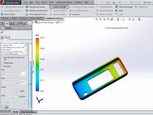 SolidWorks Plastics Professional – Introduction