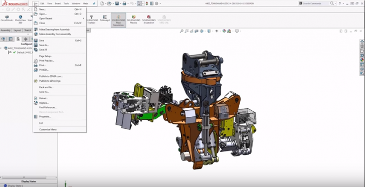 SOLIDWORKS Simulation Step-Up Series: Pre-Processing Assemblies