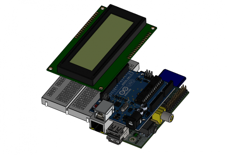 Everyday Problems: Creating an Enclosure for Raspberry Pis