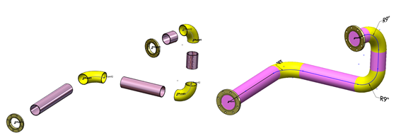 How does SOLIDWORKS Routing work?