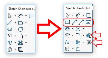 SOLIDWORKS Tech Tip – Using the S Key