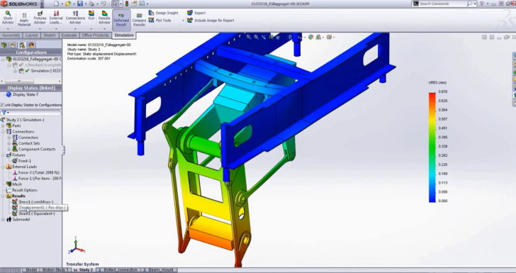 SOLIDWORKS Simulation Step-Up Series: Linear Static Productivity