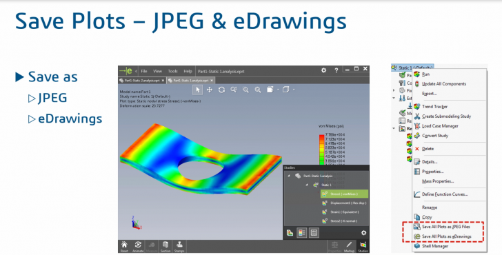 SOLIDWORKS Simulation Step-Up Series: Reports