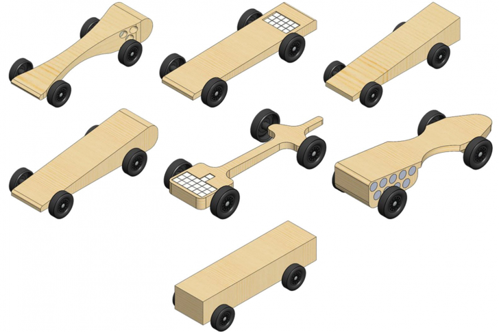 Pinewood Derby – Part One – SOLIDWORKS Series