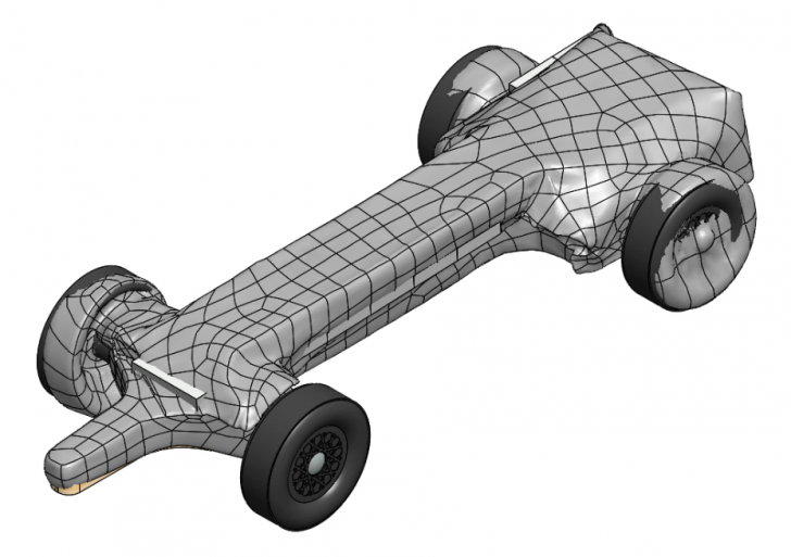 Pinewood Derby – Part Three – SOLIDWORKS Series