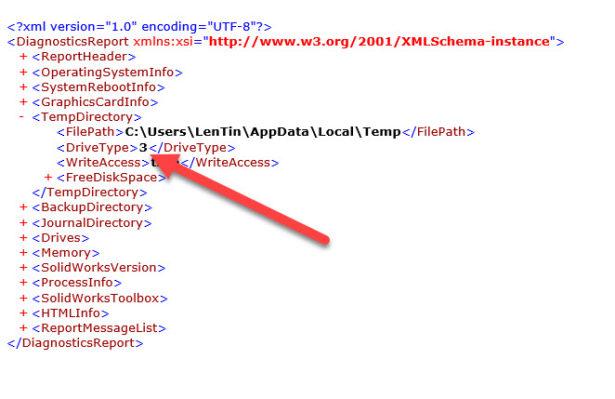 see temp file