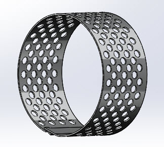 Solidworks Part Reviewer Sheet Metal Ring Tutorial