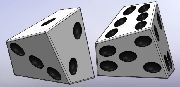 Getting Lucky with SOLIDWORKS