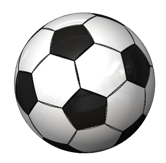 SolidWorks Part Reviewer: Soccer Ball