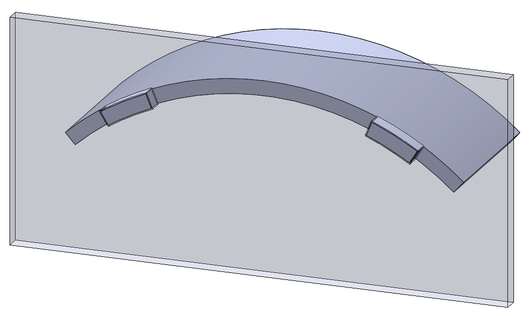 Red Engineering Solidworks 2019 Sheet Metal Tab And Slot