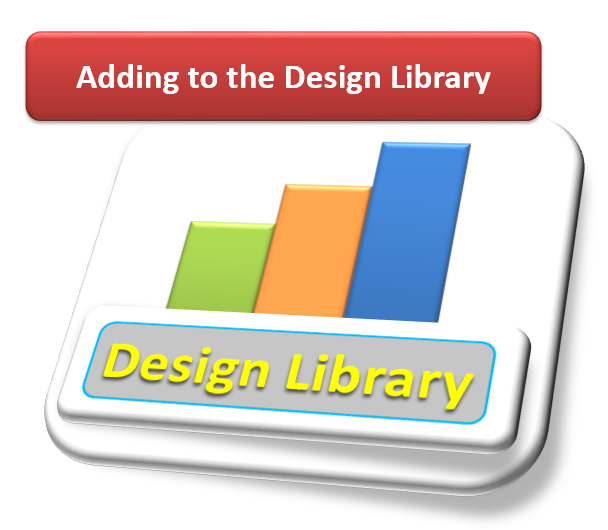 Using the Design Library in SOLIDWORKS for Awesomeness