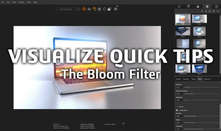 SOLIDWORKS Tech Tip – The Bloom Filter