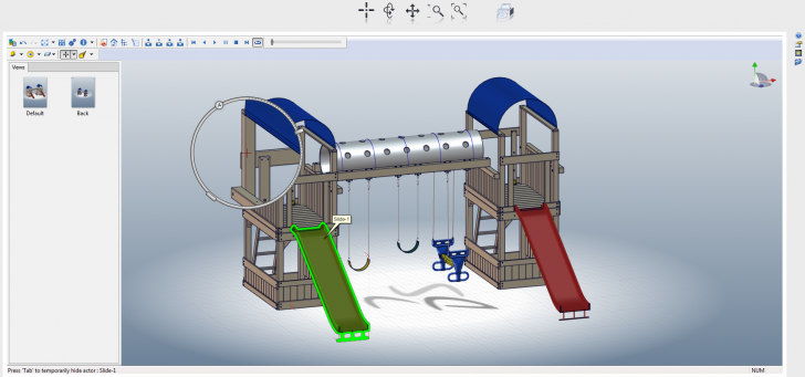 SOLIDWORKS Composer – HTML Publication Overview