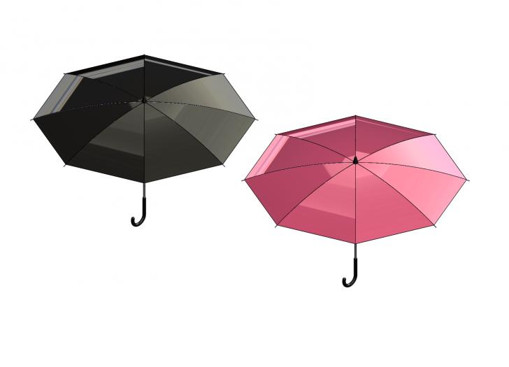 SOLIDWORKS Part Reviewer: Umbrella Tutorial