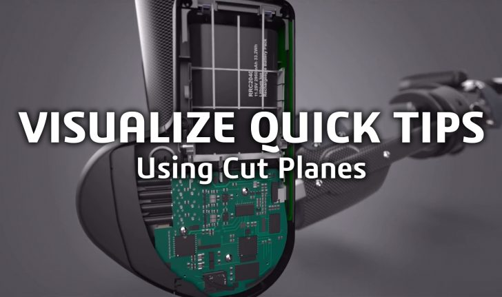 SOLIDWORKS Tech Tip – Using Cut Planes