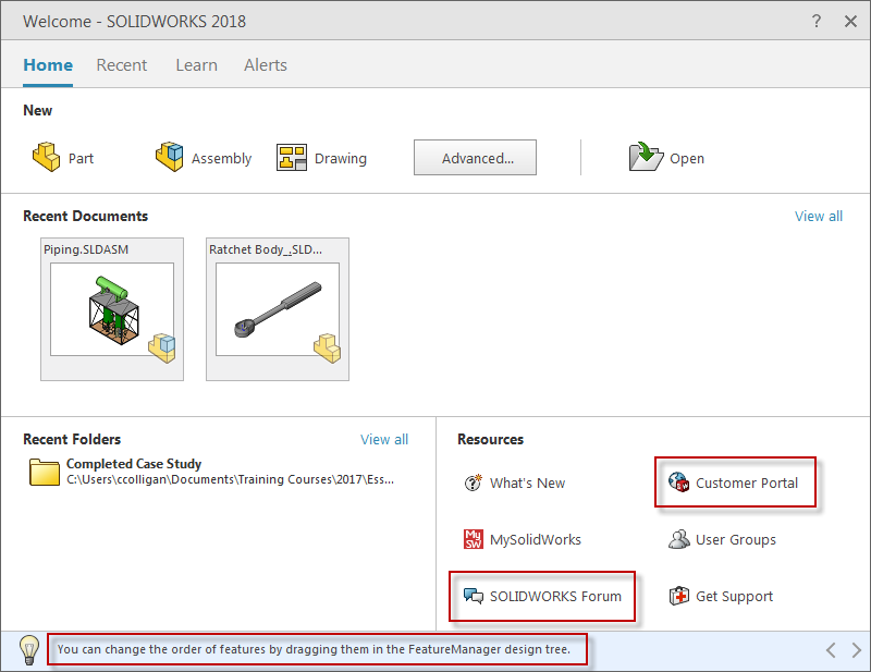 Welcome to SOLIDWORKS 2018_Intelligent CAD/CAM Technology