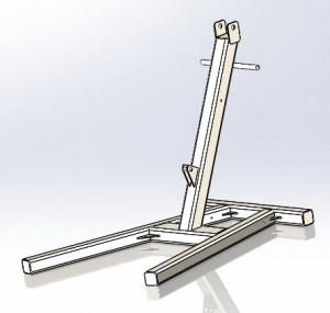 how to create a weldment in solidworks