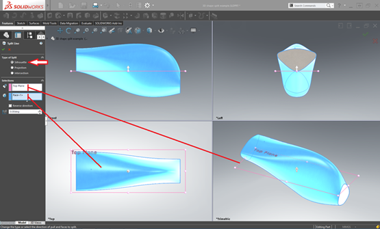 How to Find the Widest Part of Your Geometry in SOLIDWORKS