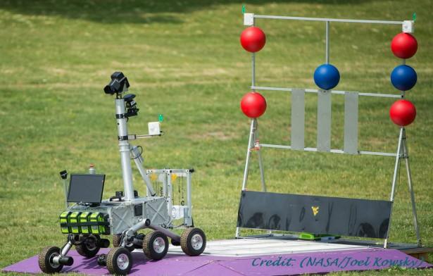 NASA Robot Challenge WVU Engineers SOLIDWORKS Teacher Blog 4